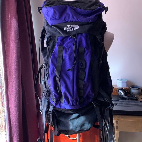 The North Face Handbags - NorthFace backcountry expedition backpack
